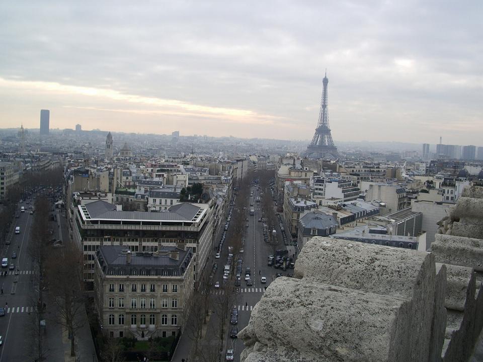 海外留学イメージ写真