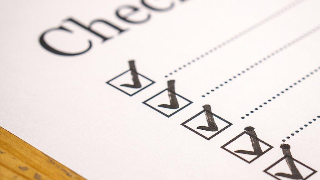 転職する際の自己分析の4つのポイント