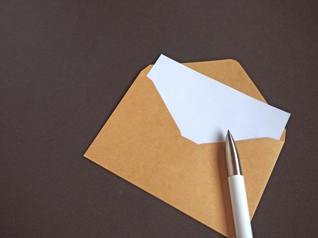 履歴書の封筒選びのポイント: 大きさや色は?