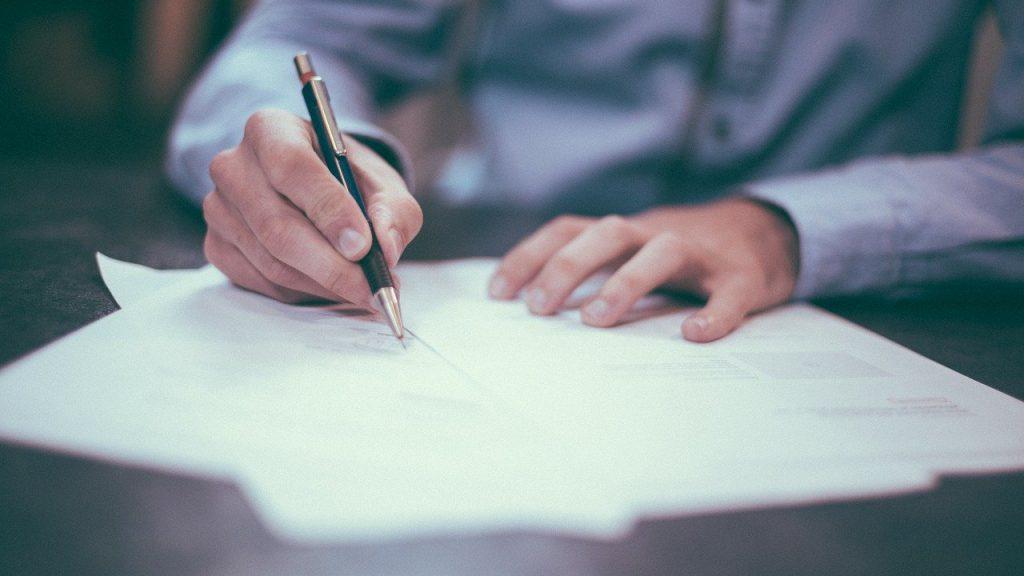 志望動機を書く3つの手順